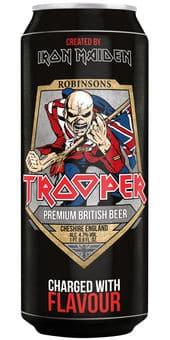 Iron Trooper Indian Pale Ale 4,7% Vol. 24 x 50 cl Dose England