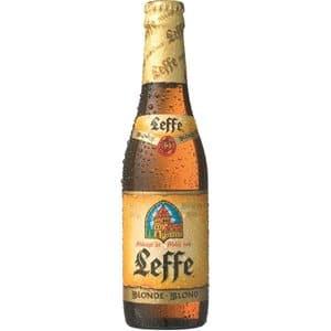Leffe blonde 6,6% Vol. 24 x 33 cl Belgien