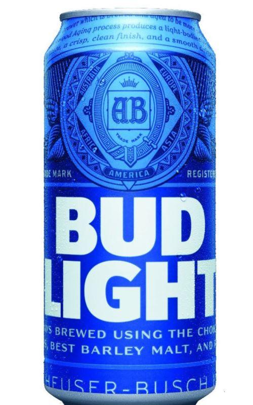 Bud Light Beer 4,2% Vol. 24 x 35,5 cl Dosen Amerika