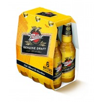 Miller Draft Bier 4,7% Vol. 24 x 33 cl Amerika
