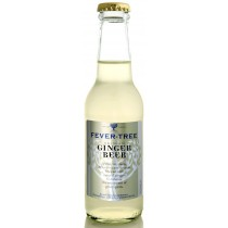 Fever Tree Ginger Beer alkoholfrei 24 x 20 cl England