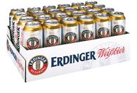 Erdinger Weissbier 5,3% Vol. 24 x 50 cl Dose Deutschland