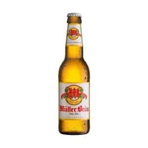 Müllerbräu Lagerbier 4,8% Vol. ( 2 Karton à 15 x 33 cl )
