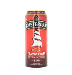 Amsterdam Navigator 8,0% Vol. 24 x 50 cl Dose Holland