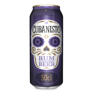 Cubanisto Rum flavoured Beer 5,9% Vol 12 x 50 cl England