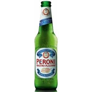 Peroni Nastro Azzurro 5,1% Vol. 24 x 33 cl Italien