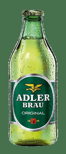 Adler Bräu Original Lager hell 4,8% Vol. 3 Karton à 8 x 33 cl