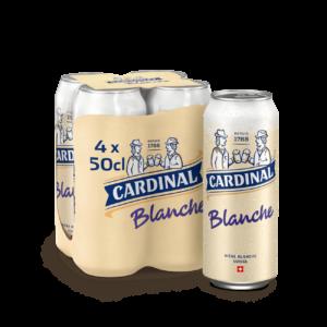 Cardinal Blanche 4,8% Vol. 24 x 50 cl