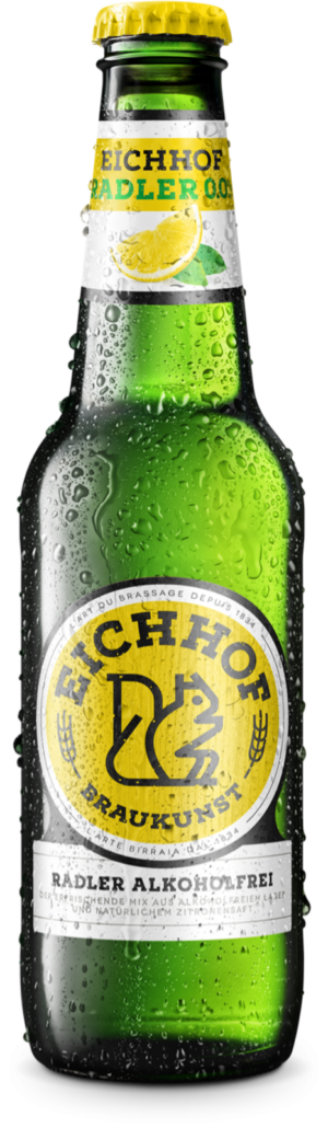 Eichhof Radler 0.0% 24 x 33 cl