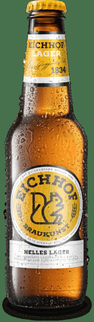 Eichhof Lager 4,8% Vol. 24 x 33 cl