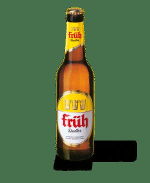 Früh Radler 2,5% Vol. 24 x 33 cl Deutschland