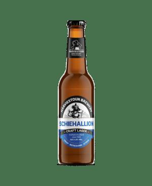 Harviestoun Brewery, Schiehallion 4,8% Vol. 24 x 33cl EW Flasche Schottland