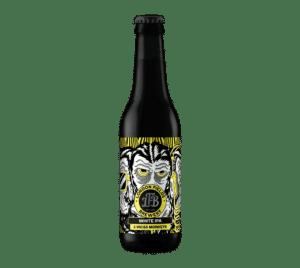 London Fields Brewery 3 Weiss Monkeys  IPA 5,0% Vol. 12 x 33 cl EW Flasche England