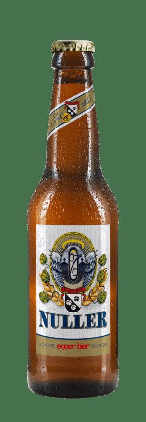 Egger Bier Nuller alkoholfrei 24 x 33 cl MW