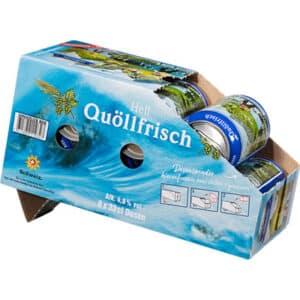 Appenzeller Quöllfrisch Hell 4,8% Vol. 8 x 33 cl Dosenautomat