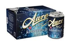 Aare Bier Kellerfrisch 5,0% Vol. 24 x 33 cl