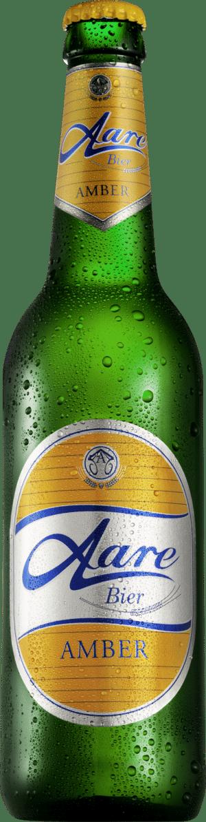 Aare Bier Amber 5% Vol. 24 x 33 cl