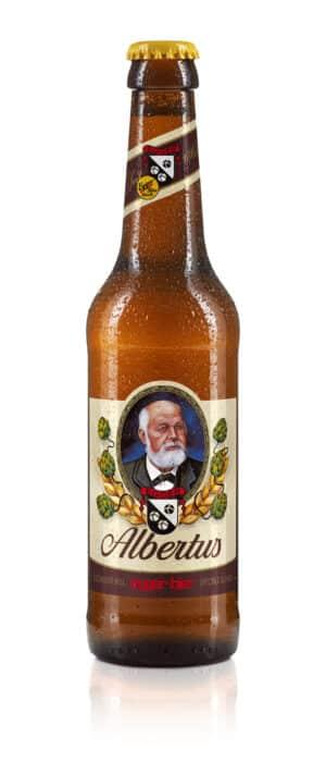 Egger Bier Albertus Spezial hell 5,2% Vol. 24 x 33 cl MW