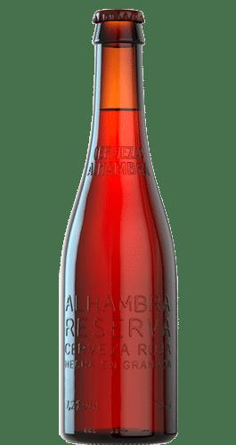Alhambra Reserva Roja 7.2% Vol. 24 x 33 cl EW Flasche Spanien