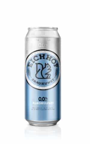 Eichhof Alkoholfrei 0,0% Vol. 24 x 50 cl Dose