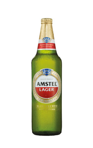 Amstel Premium Lager 5,0% Vol. 24 x 33 cl Holland