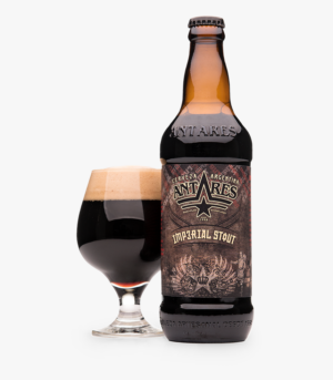 Antares Imperial Stout 8,5% Vol. 24 x 34 cl Argentinien
