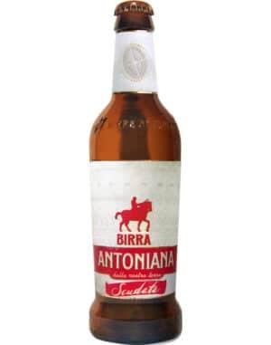 Birra Antoniana Scuadata 5,2% Vol. 12 x 33 cl Italien