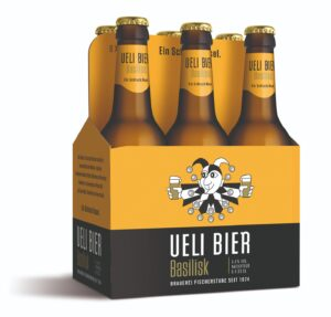 Ueli Bier Basilisk 5,4% Vol. 24 x 33 cl