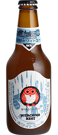 Hitachino Nest White Ale 5,5% Vol. 24 x 33 cl Japan
