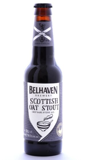 Belhaven Craft Scottish Oat Stout 7% Vol. 24 x 33 cl Scotland