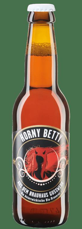 Gusswerk Horny Betty 9% Vol. 24 x 33 cl EW Flasche Österreich