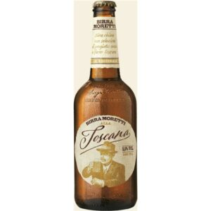 Birra Moretti Toscana 5.5% Vol. 20 x 50 cl Italien