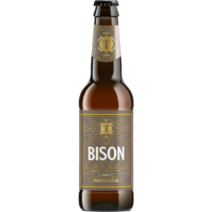 Thornbridge Brewery Bison West Coast IPA 6,9% 12 x 33 cl EW Flasche