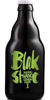 Blak Stoc Buddha's Hand Lemon Cider 4% Vol. 20 x 33cl EW Flasche Österreich