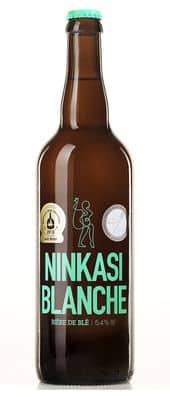 Ninkasi Blanche 4,8% Vol. 12 x 75 cl  Frankreich