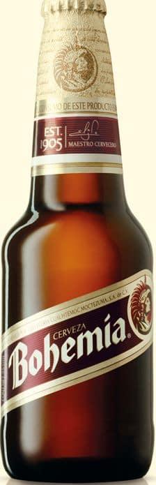 Bohemia Cerveza 4,8% Vol. 24 x 35,5 cl Mexiko