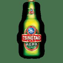 Tsingtao Beer 4,7% Vol. 24 x 33 cl China