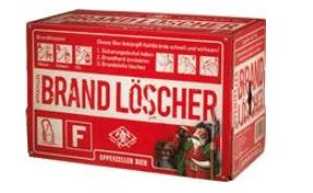 Appenzeller Brandlöscher 4,8% Vol. ( 4 Karton à 8 x 33 cl )