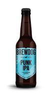 BrewDog Punk IPA 5.6% Vol. 24 x 33 cl Scotland