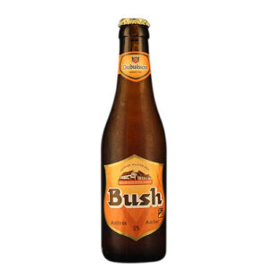 Bush Ambrée 12% Vol. 24 x 33 cl MW Flasche Belgien