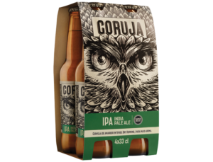 Coruja IPA 6,0% Vol. 24 x 33 cl Portugal