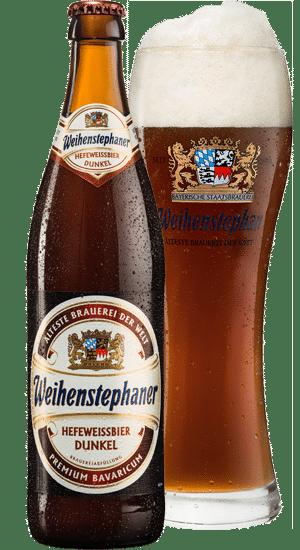 Weihenstephaner Hefe-Weissbier Dunkel 5,3% Vol. 20 x 50 cl MW Deutschland