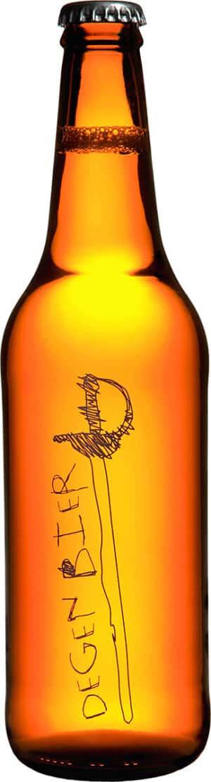 Degen Kobra 5,4% Vol. 24 x 33 cl EW Flasche