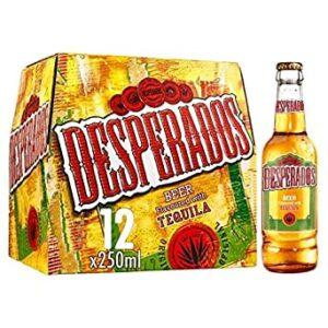 Desperados Tequila 5,9% Vol. 24 x 25 cl Frankreich