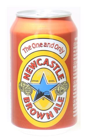 Newcastle Brown Ale 4,7% Vol. 24 x 33 cl Dose England