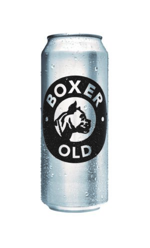Boxer Old 5% Vol. 24 x 50 cl Dose