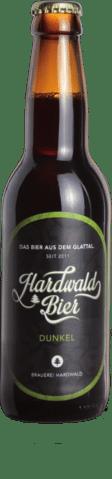 Hardwald Bier Dunkel 6,0% 24 x 33 cl EW Flasche