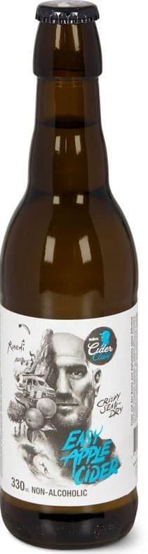 Möhl Easy Apple Cider alkoholfrei 6 x 33 cl EW Flasche