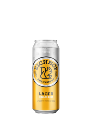 Eichhof Lager 4,8% Vol. 24 x 50 cl Dose