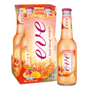 Eve Peach Mango Sangria 3,1% Vol. 24 x 27,5 cl